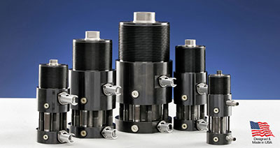 Hydraulic Locking Cylinders - Preloading KOR-LOK Side Action Systems for Injection Molds