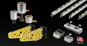 PFA Quick Die Change QDC Stamping Press SMED Clamping and lifting Systems