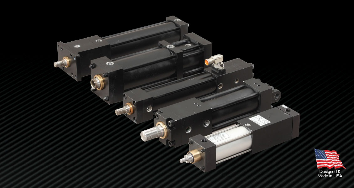 High load capacity True Locking Cylinder - better than other locking cylinders - see the difference