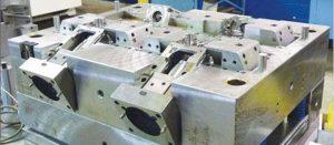 Quick Mold Change medical molding application SMED