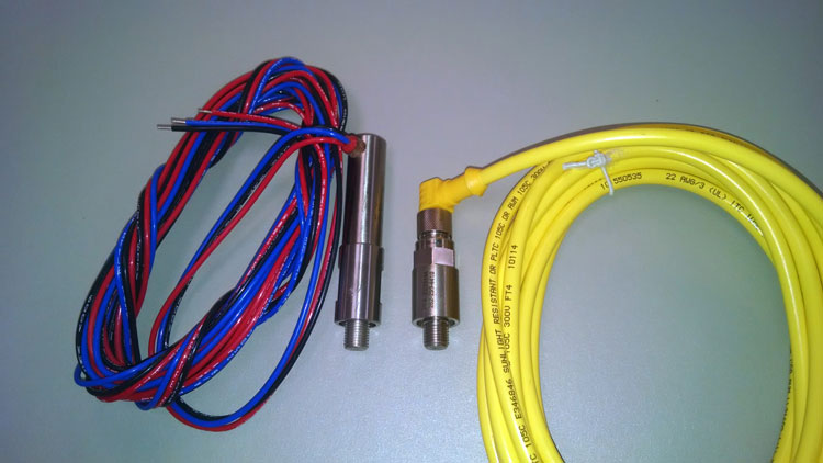 Hydraulic Locking Cylinder XLT and XHT sensors - comparison image