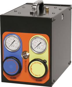 125C-HM Two Zone Two Hydraulic Circuits