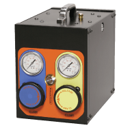 Quick Die Change QDC Hydraulic Clamp Control