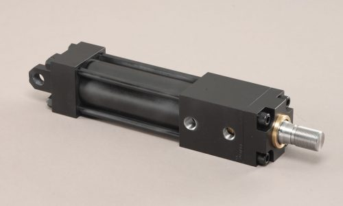 PFA Lock on extend Air or Hydraulic Locking Cylinder