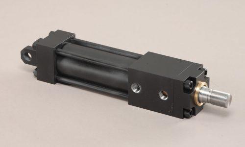 PFA Lock on extend Air or Hydraulic Locking Cylinder