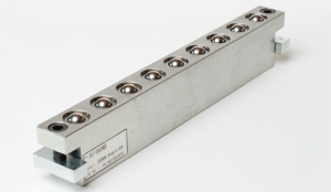Quick Die Change QDC Spring Loaded Die Lifter Ball roller Rail