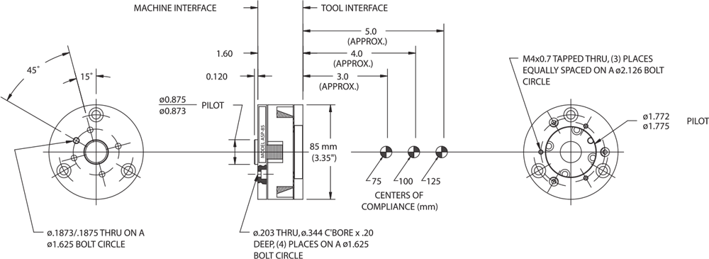 RCC Drawing ASP-85