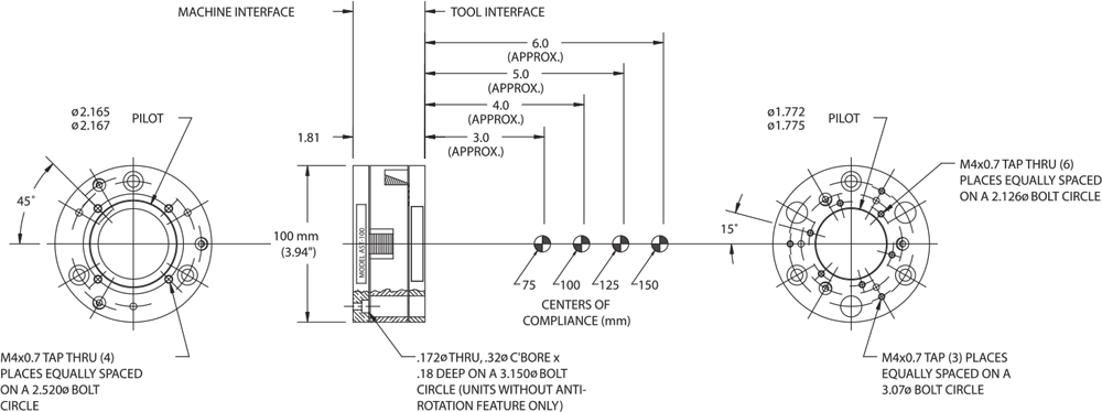 RCC Drawing AST-100