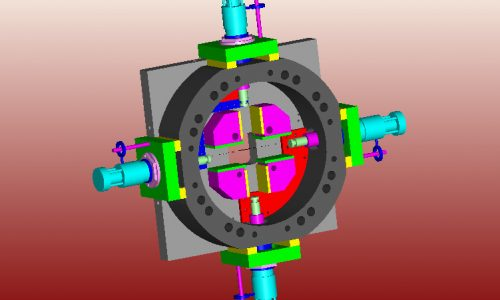 High Force Clamp Tonnage DIE-LOK Clamp Cylinder System - Techmire Retrofit