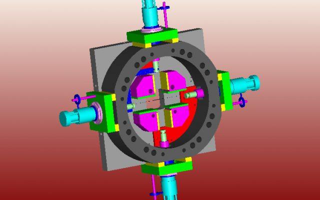 DIE-LOK Techmire Retrofit Clamp Cylinder Hydraulic