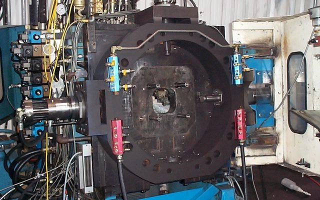 DIE-LOK Techmire Retrofit Clamp Cylinder Hydraulic Ring