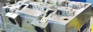 Hydraulic Core Pull Cylinder preload KOR-LOK Medical