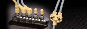 Mold sensors cable series set pull KOR-LOK