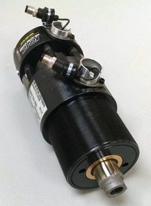 PNP Low Profile Sensor for PFA Hydraulic Locking Cylinders on Injection Molds - rod view