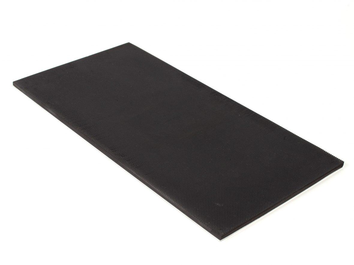Knurled Aluminum 6x12 Gripper Pads