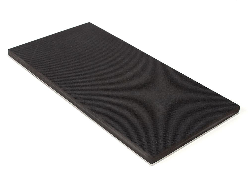 Pebbled Steel 6x12 Gripper Pads