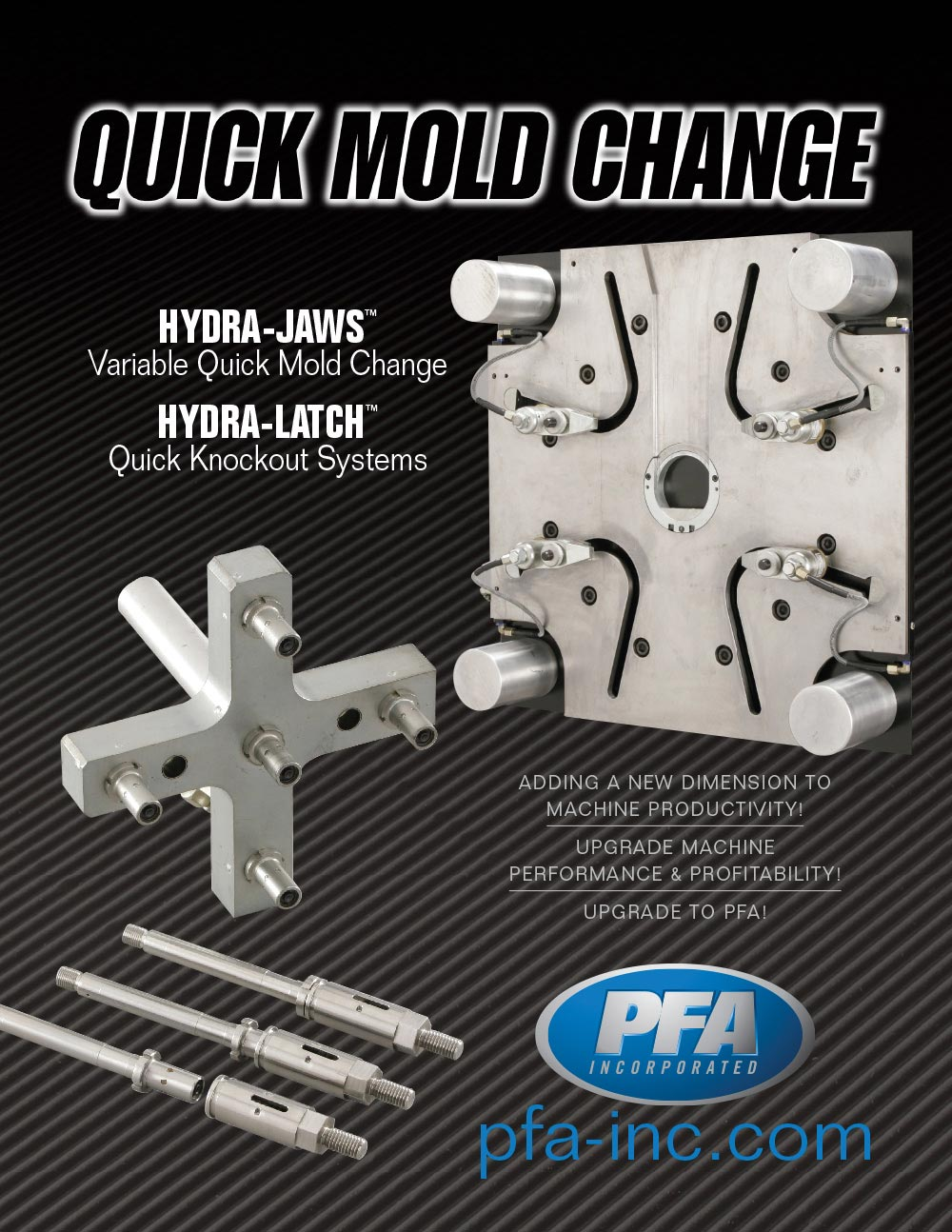 Quick Mold Change Catalog