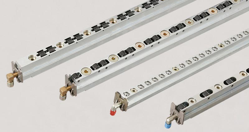 Hydraulic Die Lifters and Rollers
