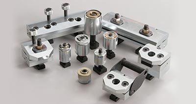 Hydraulic Nut and Ledge Clamps