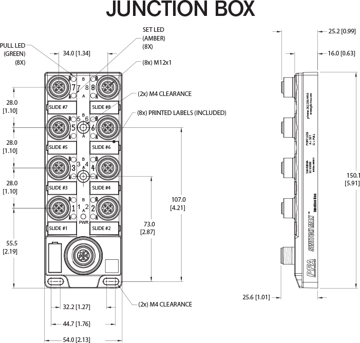 Switchmax Junction Box