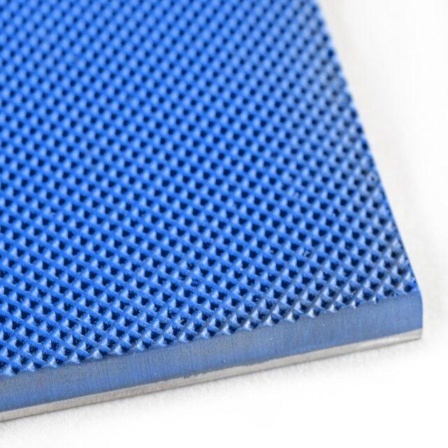 Knurled Blue Gripper Pads