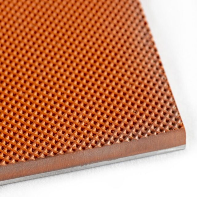 Knurled Orange Gripper Pads