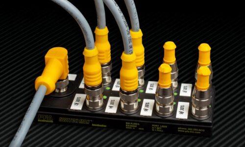 Switchmax Sensor Connectivity